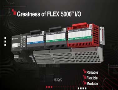 罗克韦尔自动化FLEX 5000 I/O 模块