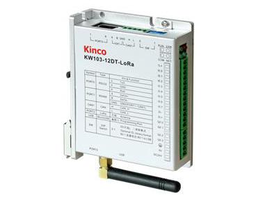 步科自带窄带无线传输PLC KW103-12DT-Lora