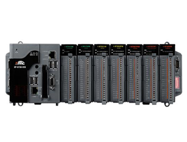 泓格Win-GRAF 软逻辑双以太网络 WinCE6 PAC XP-8738-CE6