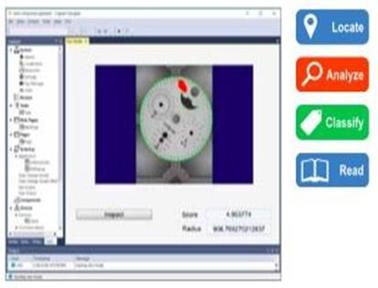 康耐视图像分析软件ViDi套件
