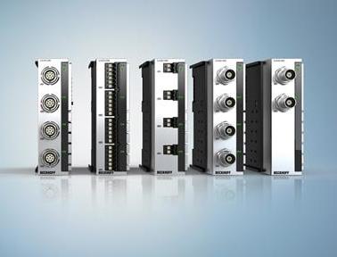 倍福ELM3xxx系列EtherCAT 测量模块