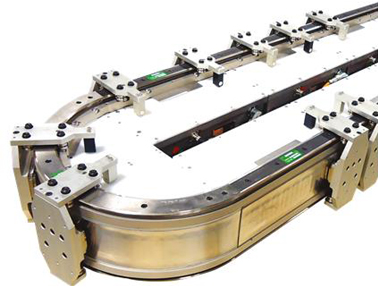 罗克韦尔自动化ICT磁悬浮智能输送系统