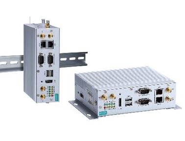 Moxa V2201系列超紧凑x86嵌入式计算机