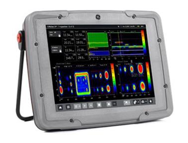 GE便携式相控阵超声探伤仪Mentor UT