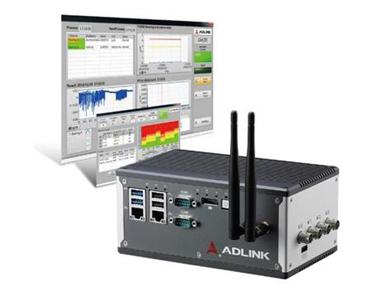 凌华科技机械设备状态监测边缘计算平台MCM-100