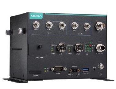 Moxa UC-8540 系列创新型计算平台