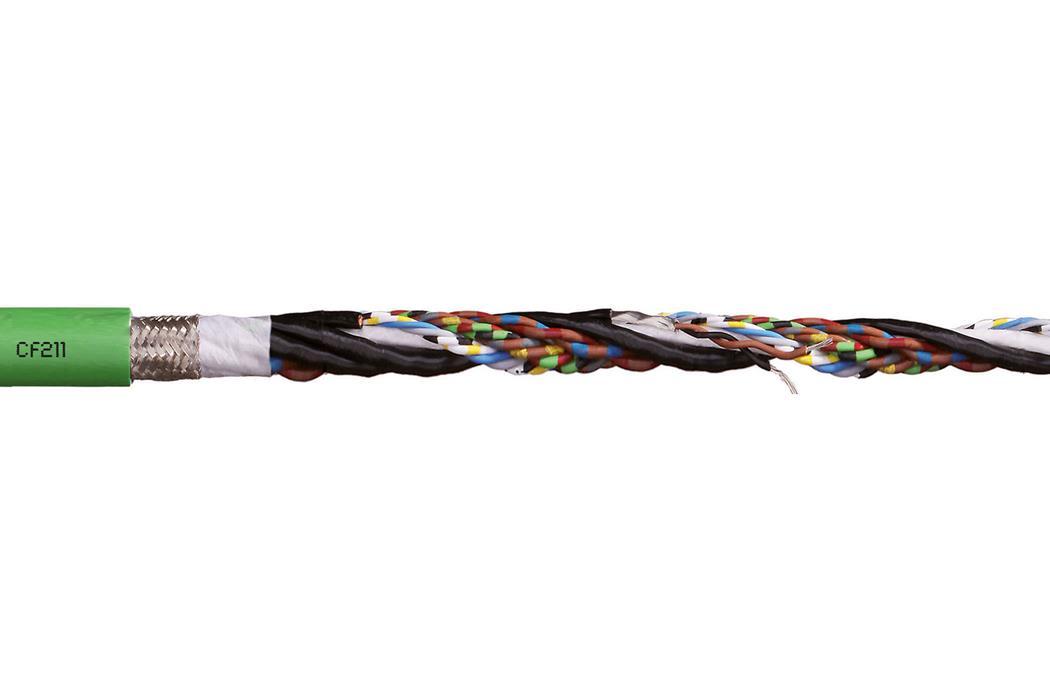 数据电缆-对绞芯线-CF211系列
