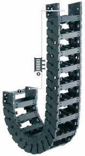 E6拖链系统-E6.40系列