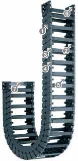 E6拖链系统-E6.52系列