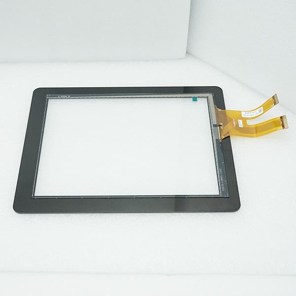 厂家热销 工业显示触摸屏 10.4寸工业级电容触控屏
