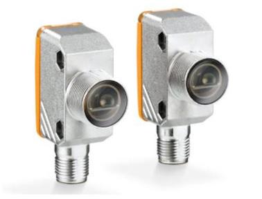 易福门具有测量功能、采用M18螺纹设计的紧凑型光电传感器