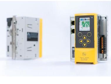 易福门带PLC和网关功能的安全自动化系统