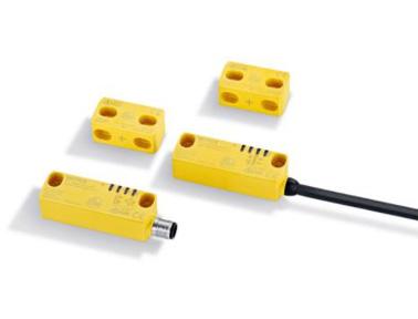 易福门编码RFID传感器确保最佳保护