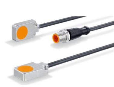 易福门采用扁平设计的电感式接近开关