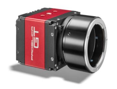 现已推出:Allied Vision发布三款全新高分辨率 Prosilica GT 相机