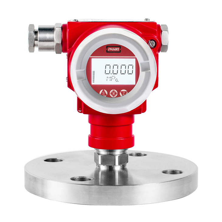 LEEG立格仪表SMP858-TST单晶硅压力变送器隔膜表压