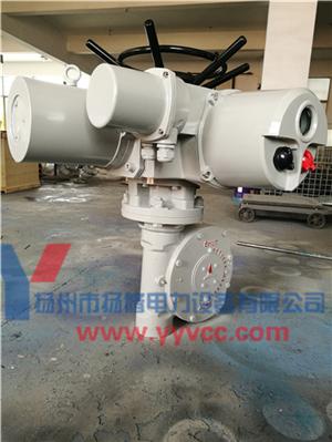 郑州扬修电力F-DQW1000-WT调节风门电动执行器