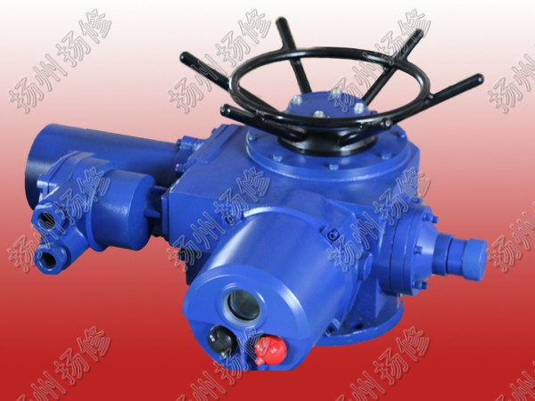 扬修电力阀门电动执行器DZW45-WK机电型开关量