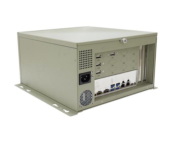 IPC-8210D是一款以intel6代U系列嵌入式平台的工业计算机