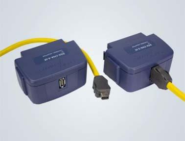 适用于福禄克DSX CableAnalyzer™的ix Industrial®以太网连接器测试适配器