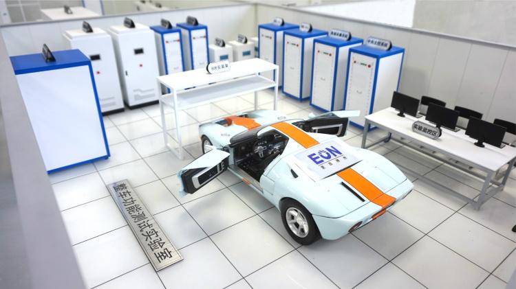意昂神州-整车功能仿真测试实验室建设方案