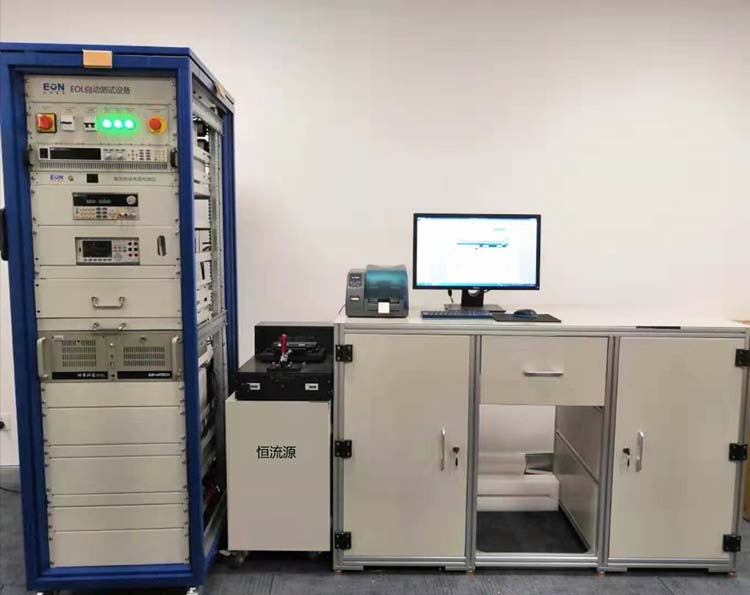 电池系统BMS生产线终端(EOL)测试系统