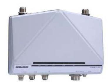 MOXA AWK-4121-M12-RTG-T (BT)工业级无线 AP/bridge/client