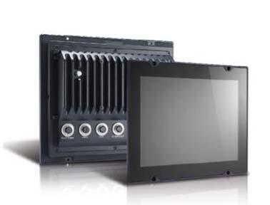 MOXA MPC-2101系列 10 英寸工业无风扇平板计算机