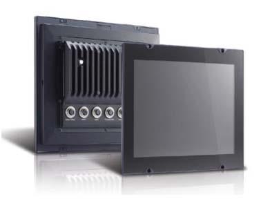 MOXA MPC-2121系列 12 英寸工业无风扇平板计算机