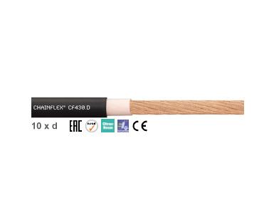 动力电缆-主轴/单芯电缆-CF430.D系列