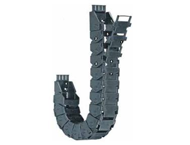 易格斯拉链式拖链-17系列