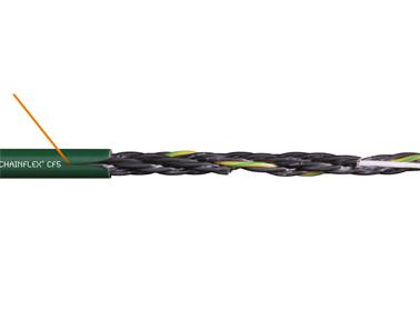 易格斯控制电缆-CF5系列