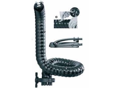 "triflex R,""方便型""设计,易于装填电缆及管线-TRE.40"