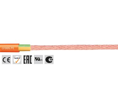 动力电缆-主轴/单芯电缆-CF885.PE系列