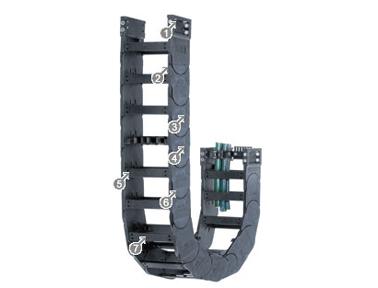 易格斯拖链E4/轻型拖链-15250系列
