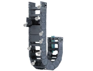 易格斯拖链E4/轻型拖链-14650系列