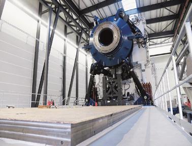 倍福TwinCAT 3 控制用于 10 兆瓦风机的 HALT 试验台