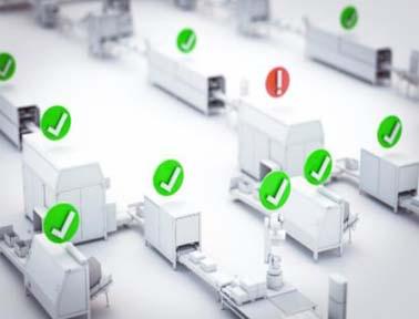 复杂系统,清晰概览--贝加莱扩展其HMI小部件库