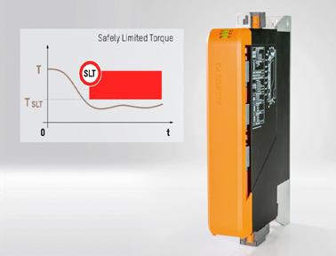 安全扭矩,尽在掌控--贝加莱提供具有安全限制扭矩安全功能的伺服驱动器