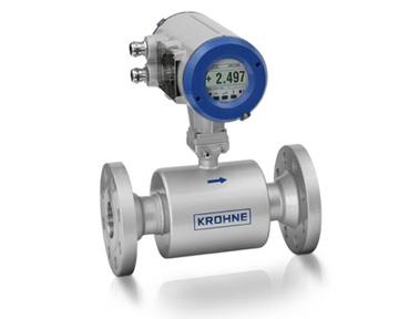 KROHNE的UFM3030管道式超声波流量计