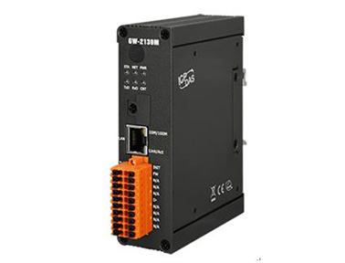 泓格BACnet MS/TP转Modbus TCP网关新产品上市: GW-2139M