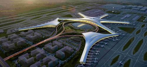 青岛胶东机场今年将竣工,东土科技助力机场管廊建设