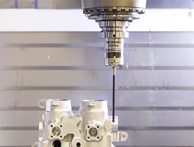 雷尼绍机床测头与软件产品——RMP400高精度机床测头