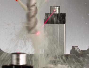 雷尼绍机床测头与软件产品——NC4非接触式对刀仪