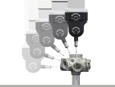 雷尼绍坐标测量机测头产品——PH20五轴触发式系统