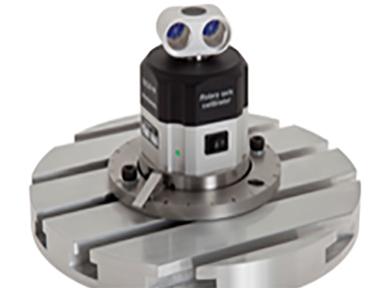 雷尼绍机器校准与优化产品——XR20-W无线型回转轴校准装置