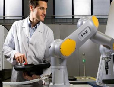 皮尔磁:1毫秒的标配让协作机器人出类拔萃