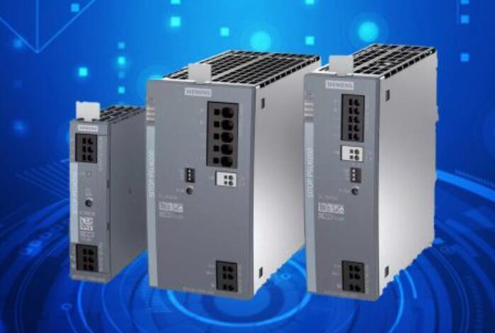西门子新一代数字化电源PSU6200