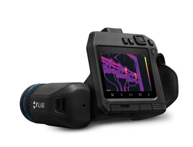 FLIR高性能红外热像仪FLIR T840™