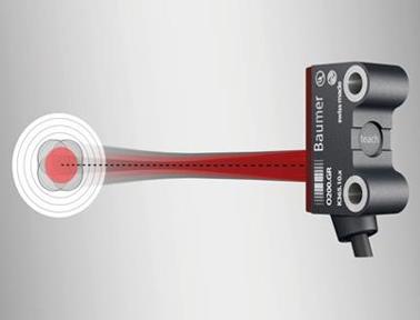全球首款集成CAD数据和光斑尺寸信息的微型光电传感器——让系统设计更加简单